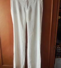Zara lanene pantalone