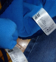 H&m kapa I rukavice snizeno 800