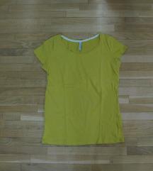 712. Calliope majica kratkih rukava, senf boje