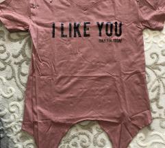 Nova roze majica