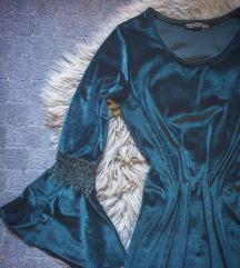 Haljina od plisa