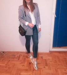 Sivi sako 40
