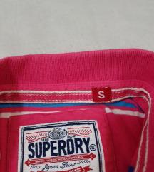 Superdry original zenska majica na kragnu