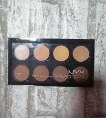 NYX paleta za konturisanje