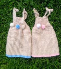 Haljina za bebe uzrasta 6 meseci