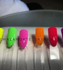 Venalisa neon gel lak
