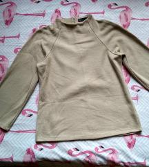 M&S Collection nude oversize duks sirokih rukava