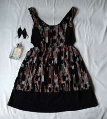 Šarena haljina S