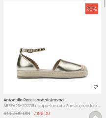 Kozne sandale / baletanke