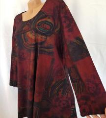 ANNALISA kvalitetna haljina jesen/zima A-kroj NOVO