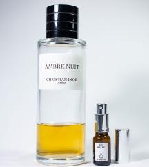 Dior Ambre Nuit - Dekant 5/10ml