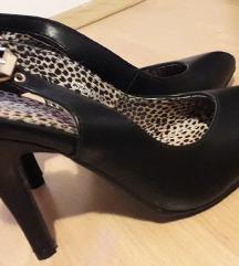Cipele sa otvorenom petom vel 36