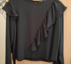 Bershka crna bluza