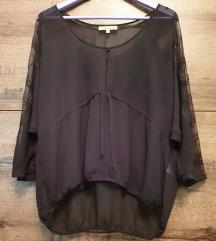MANOUKIAN crna bluza