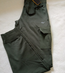 Trenerka/pantalone sa džepovima L