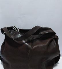 MANUAL velika kožna torba 100%koža