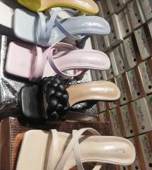 Sandale na stiklu, NOVO