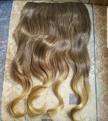 Smedja ombre kosa na klipse