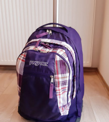 Ranac-putna torba sa tockicia JanSport 51cm