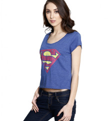 Super Girl top