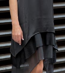 💓 H&M siva slojevita haljinica sa cipkom 💓