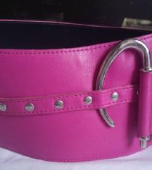 Pink široki pojas