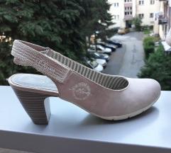 🔸️ s. Oliver kožne sandalete 🔸️