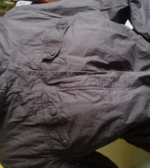 TCM braon duza jakna ,keper, rasprodajaaa