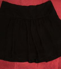Zarina crna suknjica