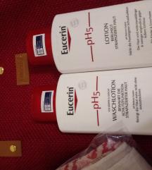 Eucerin ph5 losion i gel za umivanje