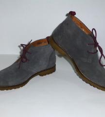 Cipele od prave koze postavljene vunom -spenserice