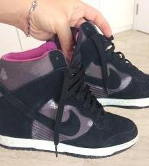 Nike patike na platformu
