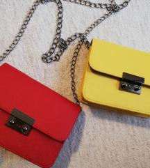 dve torbice like furla