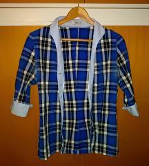Azzaro karirana košulja