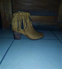NOVE kratke ženske čizme