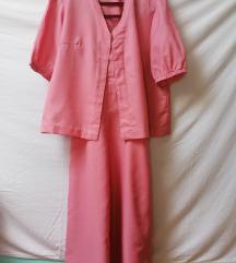 Vintage roze set M/L