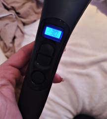 LED elektricna cetka za ispravljanje kose NOVO
