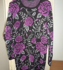 Džemper haljina XL
