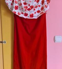 Zenska elegantna haljina