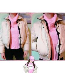 D-Type topla jakna kao nova 🌿