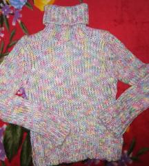Džemper šaren
