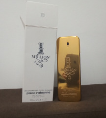 Paco Rabanne One Million 100ml edt TESTER