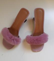 Papuce 37 (24cm) kao nove