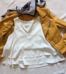 Mango svilena elegantna bluzica