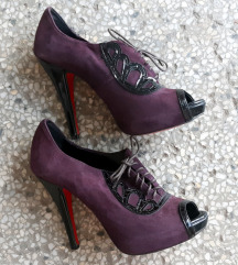 Divne ljubicaste cipele MADE IN ITALY