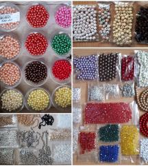 Perlice i oprema za izradu bižuterijskog nakita