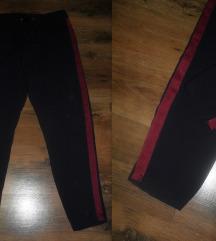 H&M, casual pantalone sa linijom!!