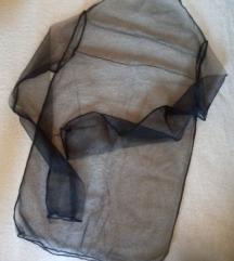 Nova crna providna bluza, UNI vel. S/M