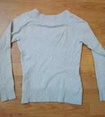 Sivi Džemper XS/S