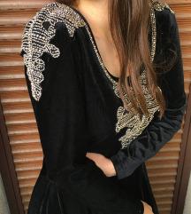 Glamurozna plisana haljina snizenje 999